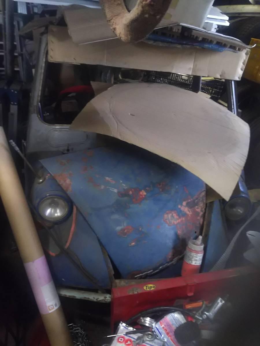 マツダK360 旧車 レア物 ミゼット 三輪 アンティーク