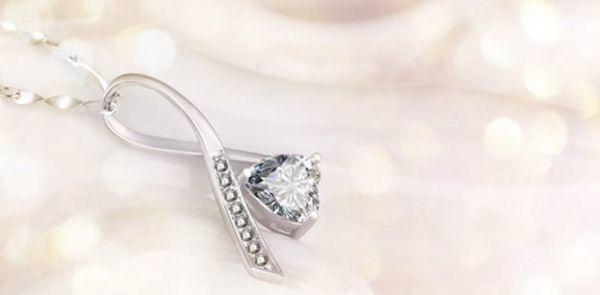 最高級の逸品 絢爛 豪華 厳選 新着 最上級8連CZダイヤモンドネックレス 刻印有 1.5ct プラチナ仕上 ハート ペンダント シルバー925_画像2