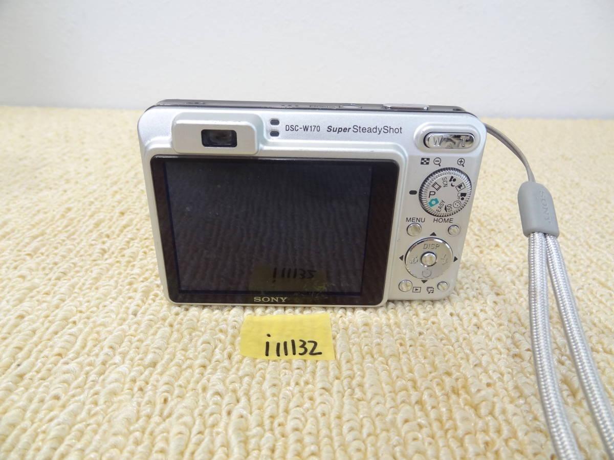 SONY Cyber-shot DSC-W170 i11132_画像2