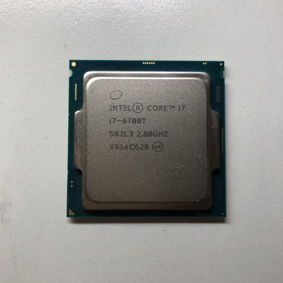 Intel core i7-6700T 2.80GHz/8M SR2L3