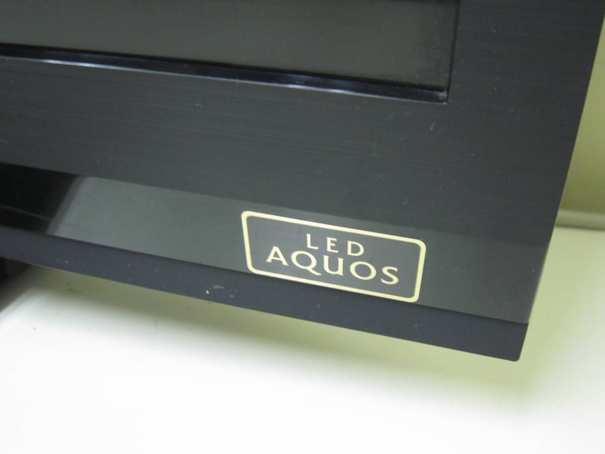 1円~ 美品!SHARP シャープ AQUOS アクオス 32V型ハイビジョンL液晶テレビ LC-32H9 2013年製 _画像5