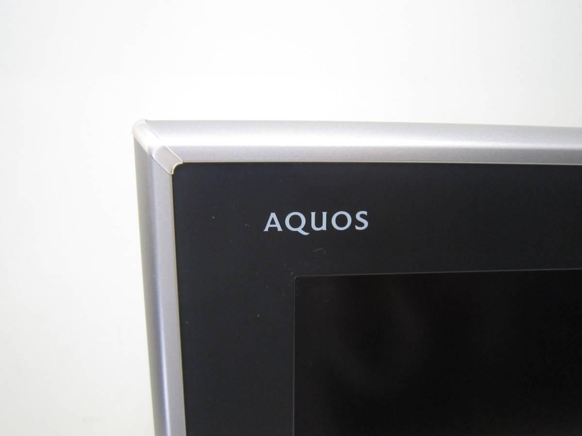 1円~!SHARP シャープ AQUOS アクオス 32V型ハイビジョン液晶テレビ LC-32GH1_画像2