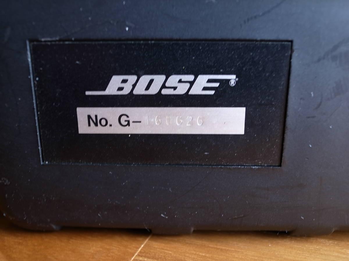 【BOSE】ボーズ スピーカー 1セット BOSE101MM_画像3