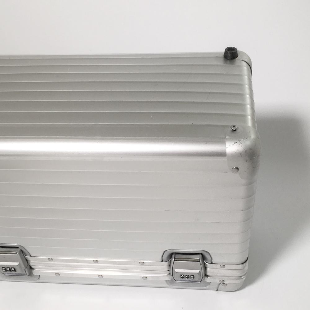 廃盤 リモワ スーツケース トパーズ 950.34 RIMOWA TOPAS パイロット _画像8