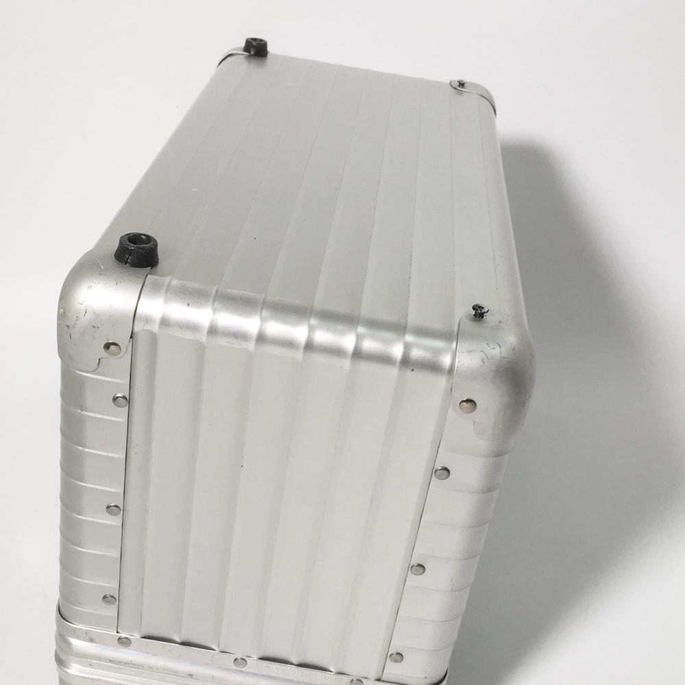 廃盤 リモワ スーツケース トパーズ 950.34 RIMOWA TOPAS パイロット _画像7