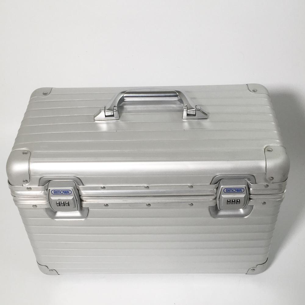 廃盤 リモワ スーツケース トパーズ 950.34 RIMOWA TOPAS パイロット _画像5