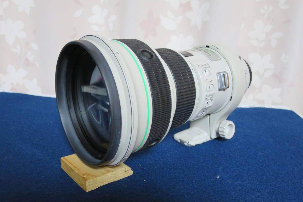 良品 Canon EF400mm F4L IS USM ケースその他備品セット 動作保障品_画像2