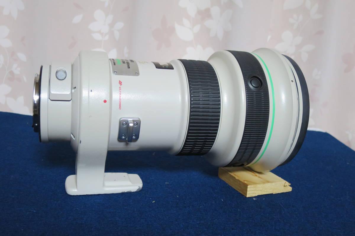 良品 Canon EF400mm F4L IS USM ケースその他備品セット 動作保障品_画像5