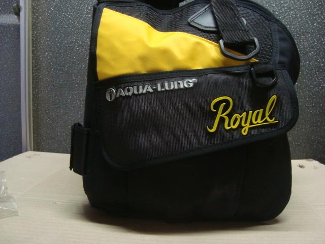 ★ AQUA-LUNG ★ 日本アクアラング BCジャケット 綺麗です Mサイズ_画像9