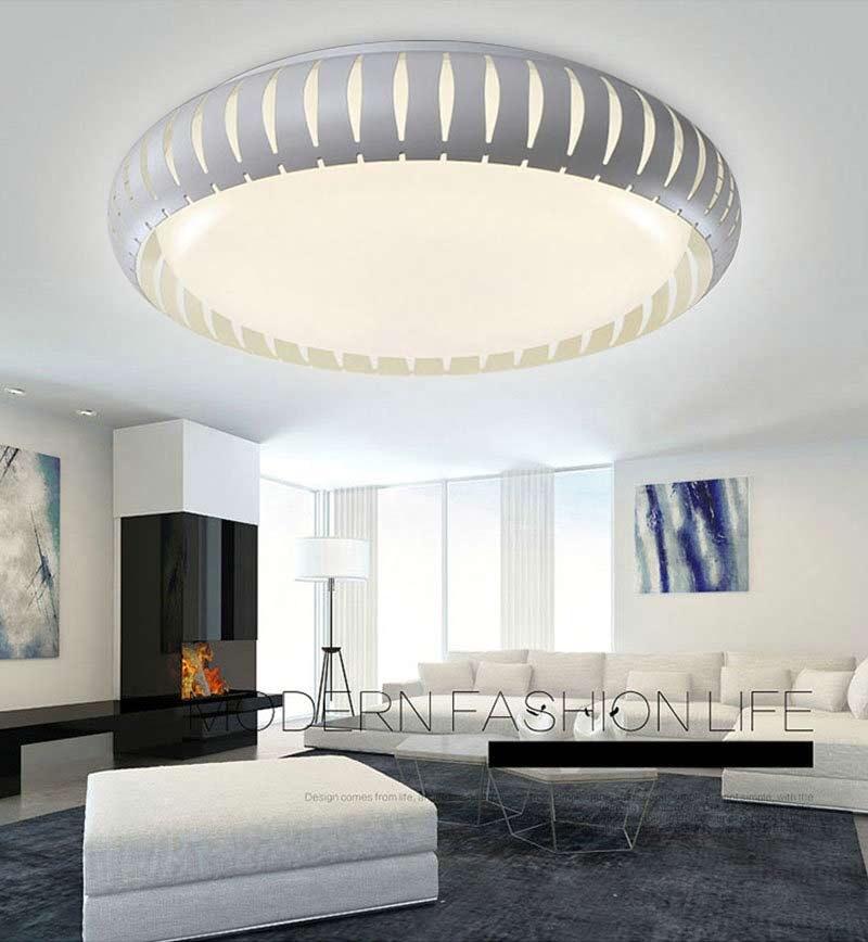 LEDシーリングライト 照明器具 天井照明 リビング 寝室 店舗オシャレ円盤_画像2