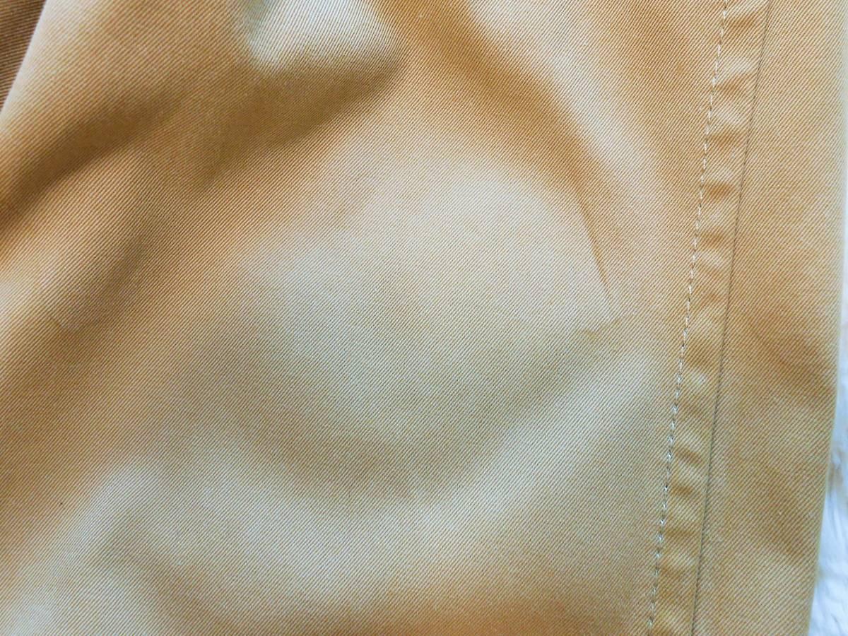 BURBERRY  LONDON  バーバリー ロンドン  トレンチコート  スプリングコート ベルト付き ノバチェック  サイズ 38 M~_画像10