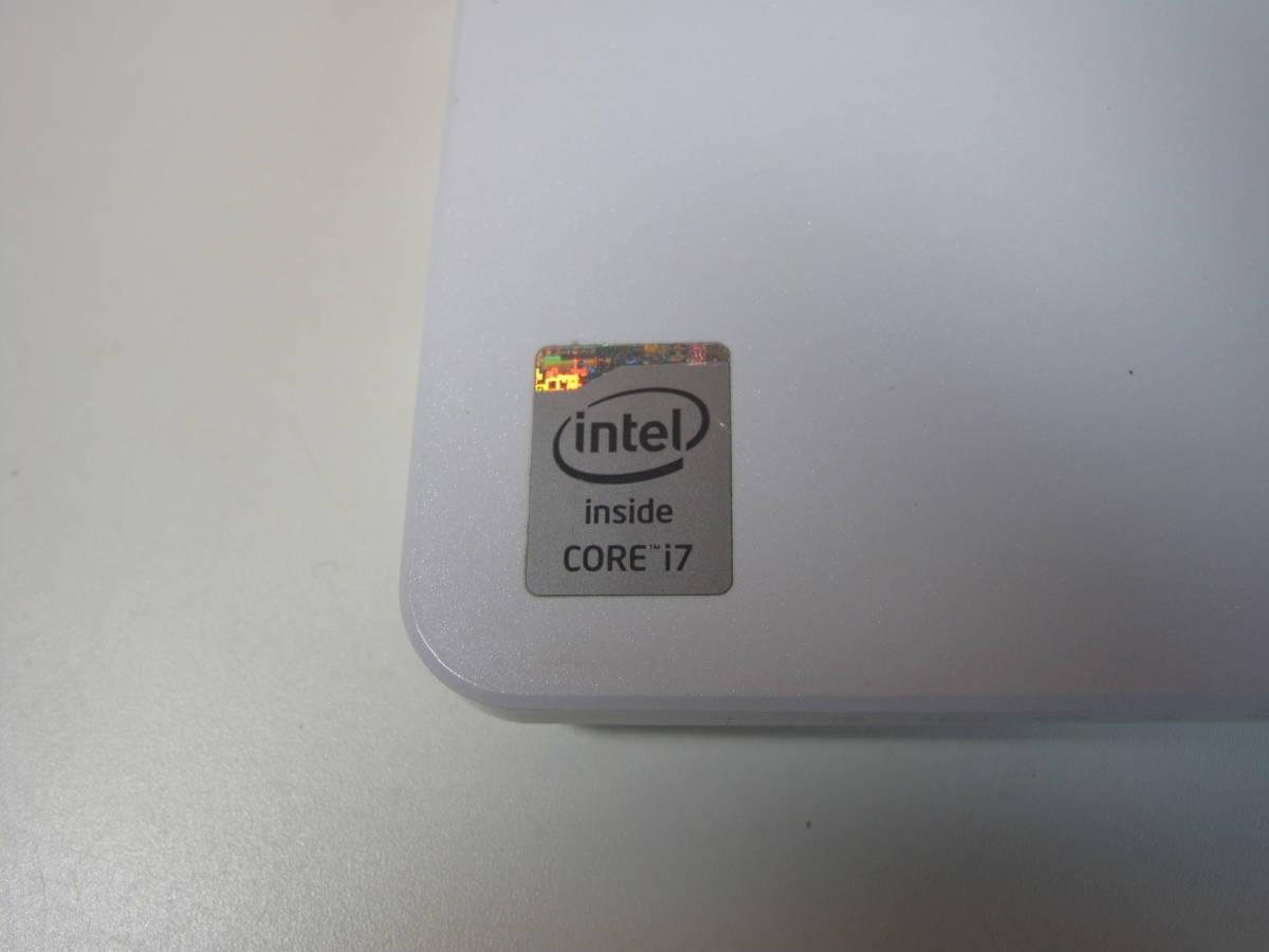 【1円~】富士通 LIFEBOOK AH77/R Core i7 4712HQ 2.3GHz/2GB/1TB/Blu-ray/15.6W/FHD タッチパネル/Win8.1 液晶不良 _画像7