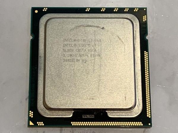 Intel Core i7 960 CPU #106766