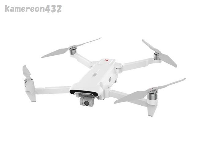 [**入手困難 Xiaomi FIMI X8 SE] 5KM FPV 4K ジンバルカメラ GPS 最大33分間飛行 RC クアッドコプター 折り畳み式 RTF ドローン_画像2