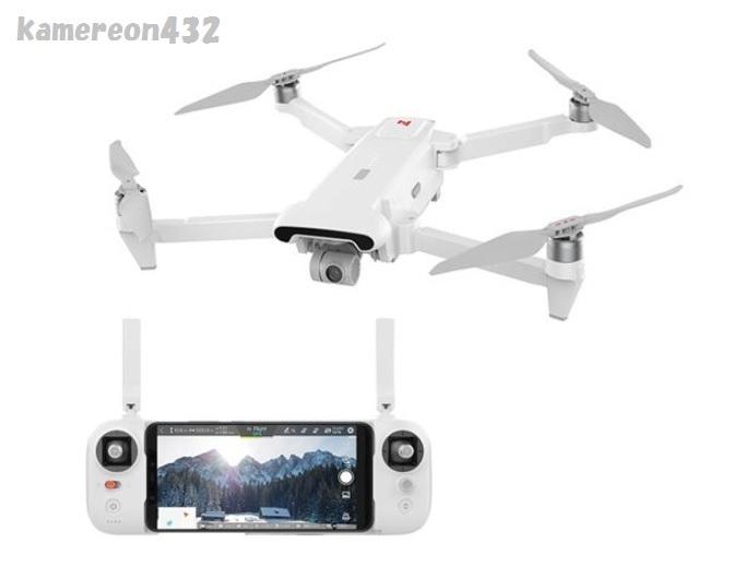 [**入手困難 Xiaomi FIMI X8 SE] 5KM FPV 4K ジンバルカメラ GPS 最大33分間飛行 RC クアッドコプター 折り畳み式 RTF ドローン