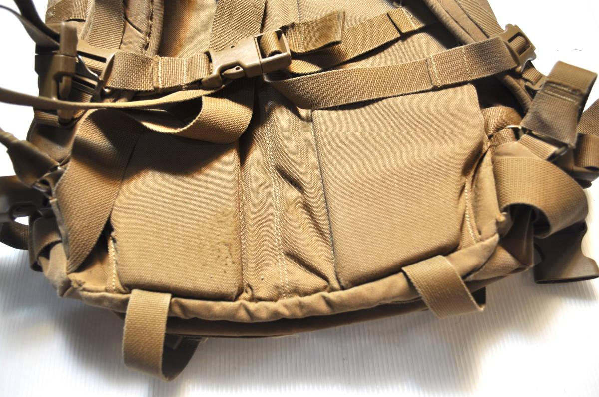 実物 米軍放出品 USMC 海兵隊 FILBE-ASSAULT-PACK コヨーテ アサルトパック / バッグ RECON MARSOC FSBE SEALS_画像3