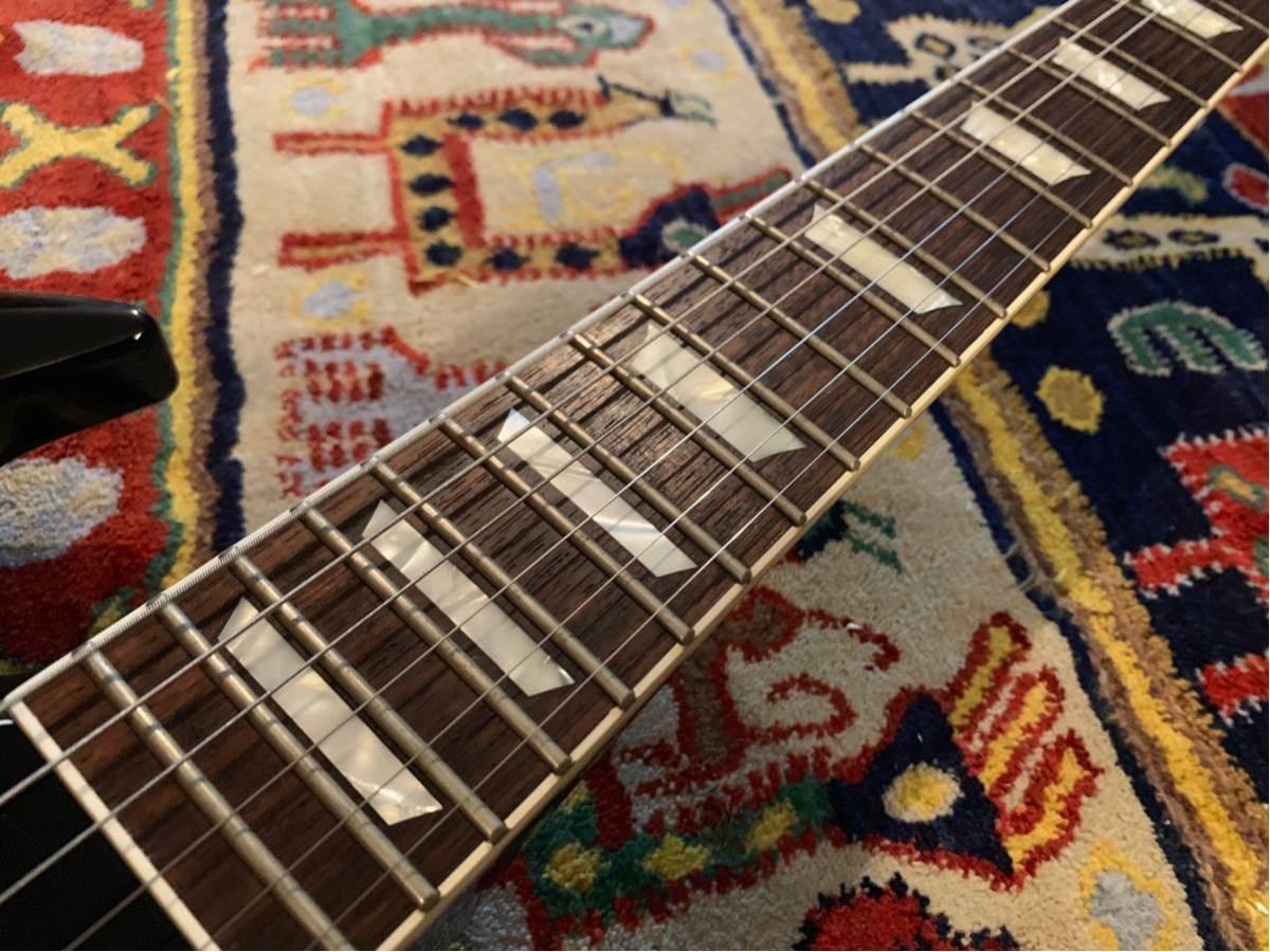 初期個体 良品 2010年製 Cool Z ZSG-1 CFS BK Gibson SG STANDARD ギブソン フジゲン製 日本製 _画像6