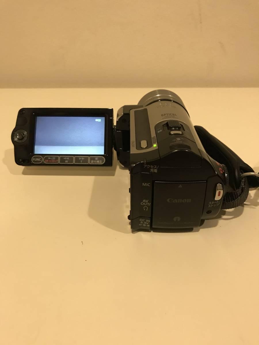 CANON キヤノン デジタルビデオカメラ iVIS HF11 [完動品] おまけ付き_画像2