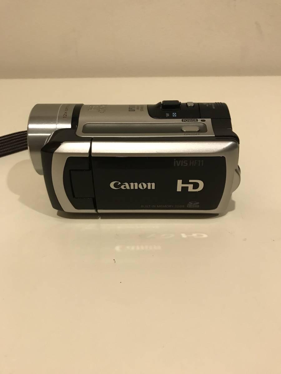 CANON キヤノン デジタルビデオカメラ iVIS HF11 [完動品] おまけ付き_画像4