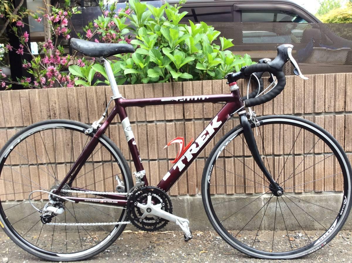 4-010 中古品 ロードバイク トレック ALPHA 2000 SL 700c 即決金額で発送料金無料。