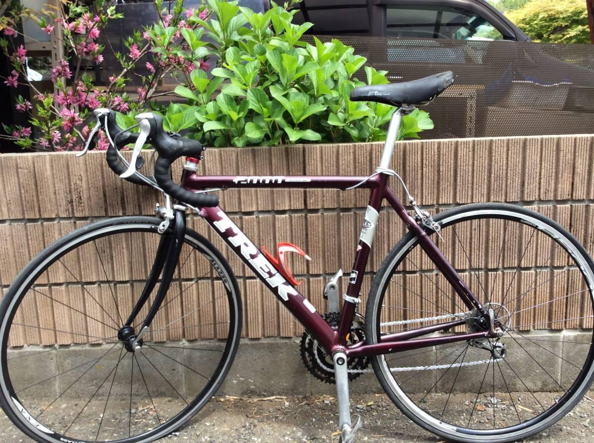 4-010 中古品 ロードバイク トレック ALPHA 2000 SL 700c 即決金額で発送料金無料。_画像8