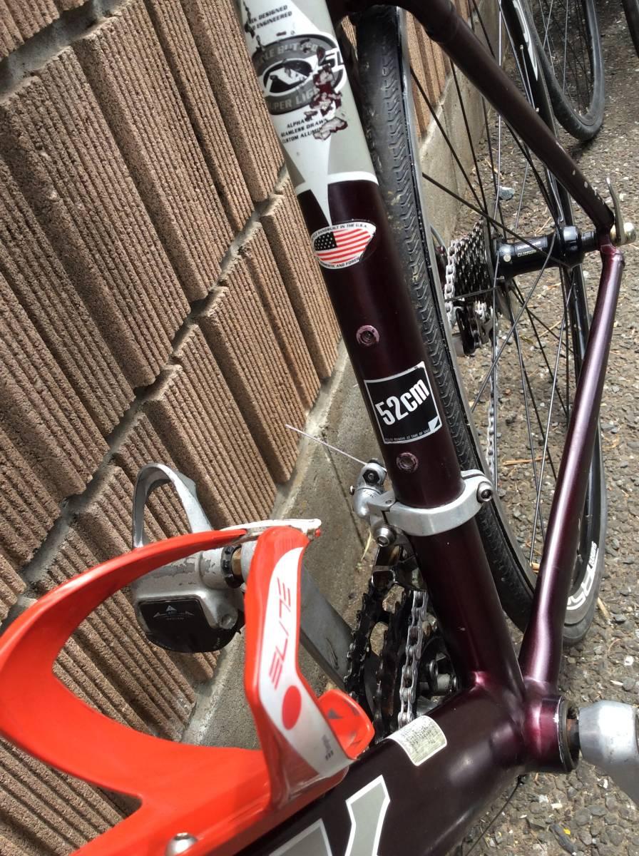 4-010 中古品 ロードバイク トレック ALPHA 2000 SL 700c 即決金額で発送料金無料。_画像10