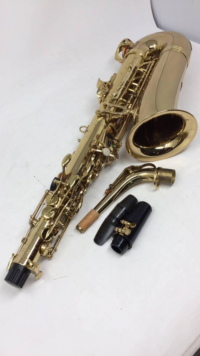 1円~★☆●希少品!!レア!!★美品 Maxtone マックストーン SX-56A アルトサックス 楽器 管楽器 専用ケース 保証書付属_画像2