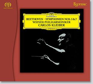 【ESOTERIC SACD】カルロス・クライバー&ウィーン・フィル/ベートーヴェン:交響曲第5番「運命」&第7番 エソテリック 【送料無料】