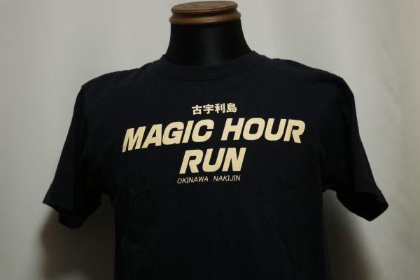 Футболка YS 917   MAGIC HOUR RUN T  L         KW
