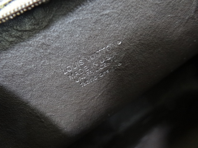 ルイヴィトン ヴィンテージ M47542 ポッシュ・トワレット モノグラム セカンドバッグ USA USED_画像7