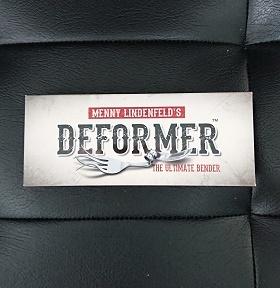 特選中古!Deformer(マルチベンディングツール)!開封のみの未使用新品!ベンディングツールの最新版です!超お得です!