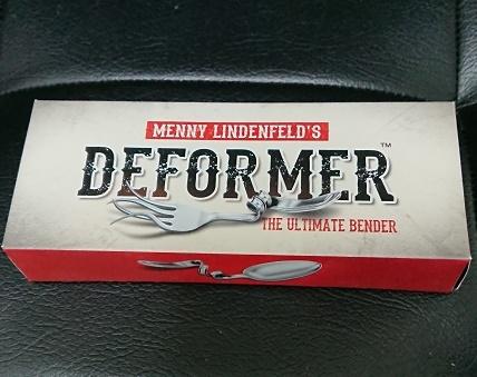 特選中古!Deformer(マルチベンディングツール)!開封のみの未使用新品!ベンディングツールの最新版です!超お得です!_画像3