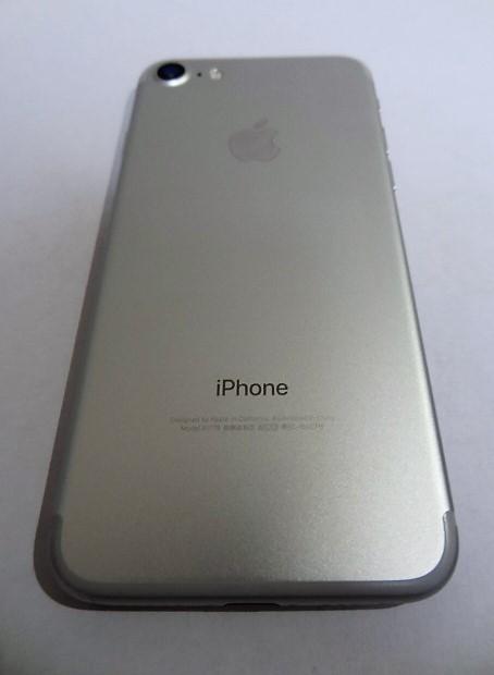 【美品】simフリー iPhone7 32GB シルバー 本体 バッテリ85%SIMフリー(SIMロック解除)【送料無料】201_画像2