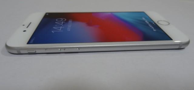 【美品】simフリー iPhone7 32GB シルバー 本体 バッテリ85%SIMフリー(SIMロック解除)【送料無料】201_画像4