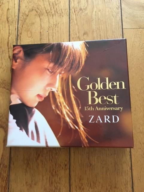 ZARD ゴールデンベスト「Golden Best 15th Anniversary 」 CD2枚 坂井泉水