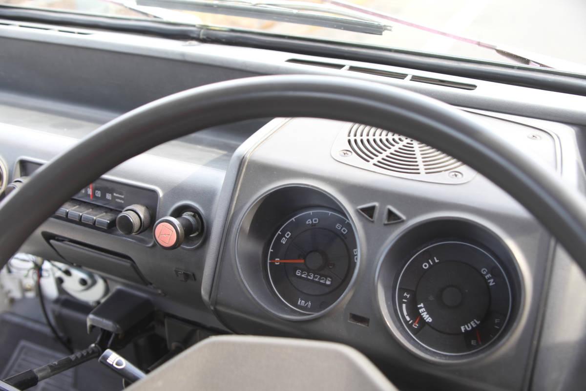 北海道 希少旧車 良車 S62 マツダ ポーターキャブ PC56T  車検あり エンジン快調 _画像7