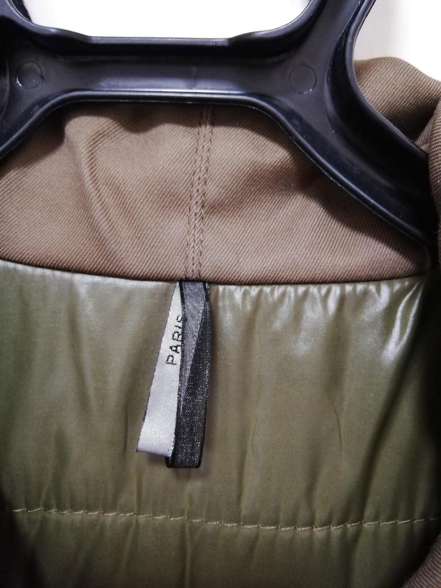 ディオールオム ミリタリー ジャケット コート 中綿入り 44 Dior homme_画像3