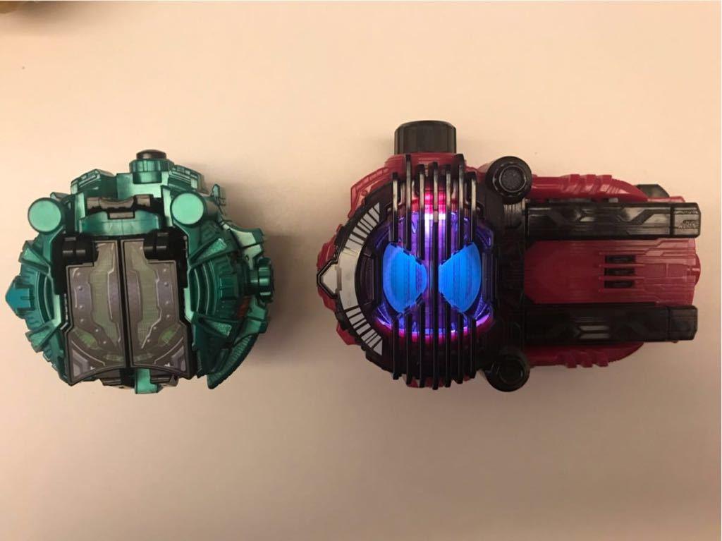 ☆仮面ライダージオウ 変身ベルト ライドウォッチ 8個セット 自作ケース付き☆ _画像8