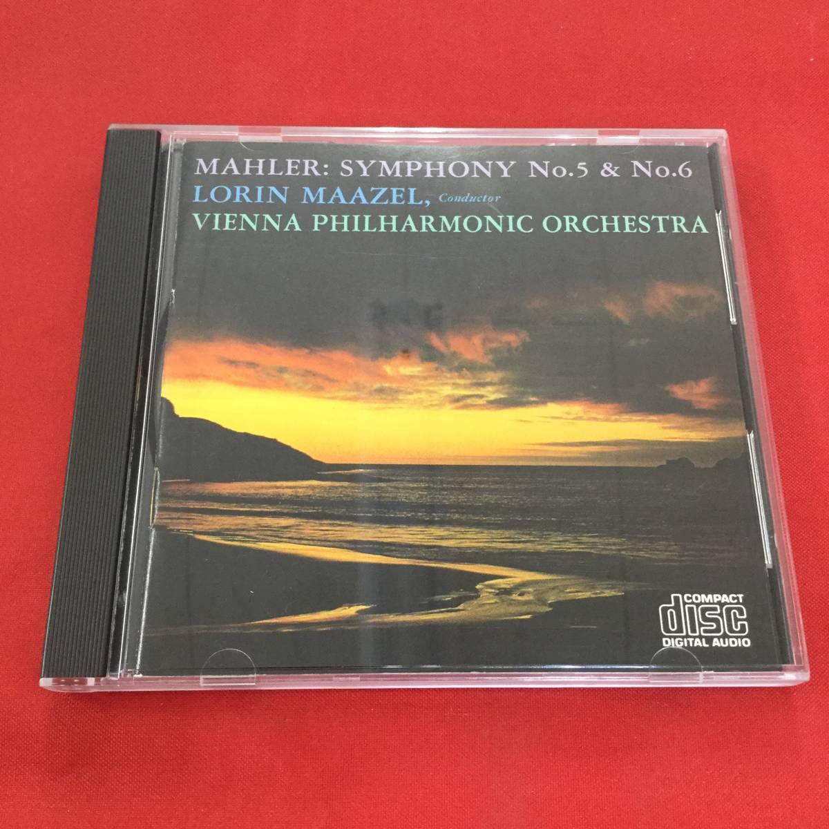 〇マゼール/マーラー、交響曲第5番&第6番/3CD、90DC 100~102_画像4