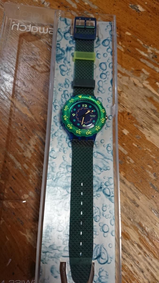 swatch 未使用10本まとめ売り SCUBA200、stop-watchセット_画像5