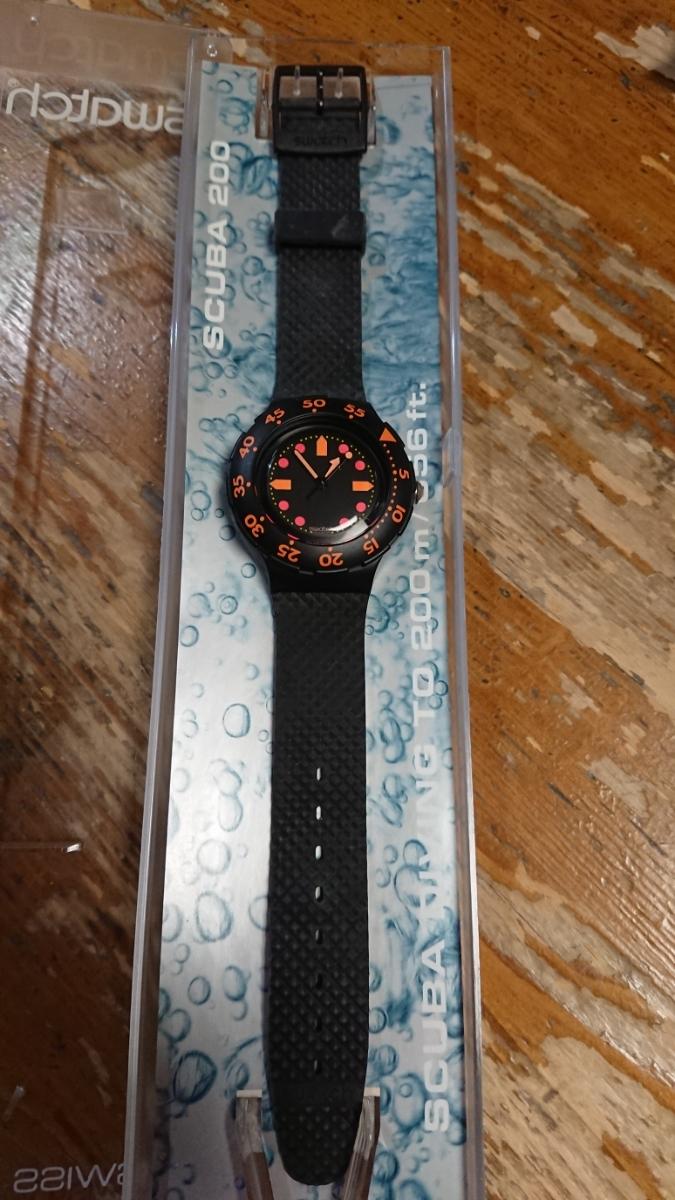 swatch 未使用10本まとめ売り SCUBA200、stop-watchセット_画像7