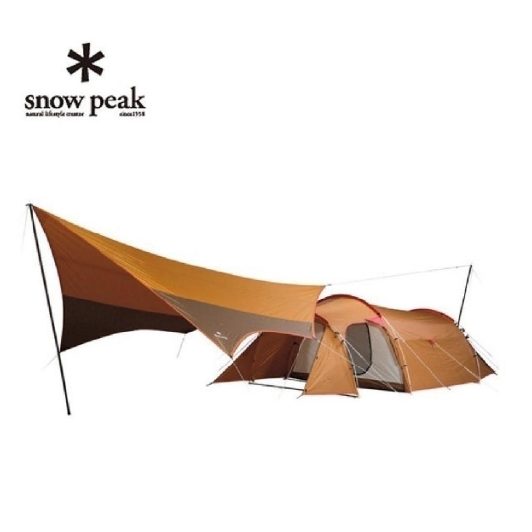 送料無料 エントリーパックTT(SET-250) スノーピーク  snow peak
