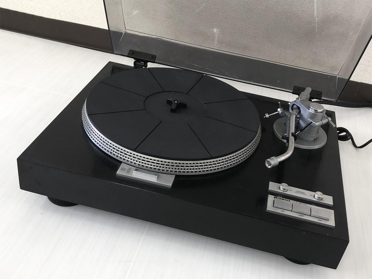 YAMAHA YP-D7 レコードプレイヤー ヤマハ ターンテーブル