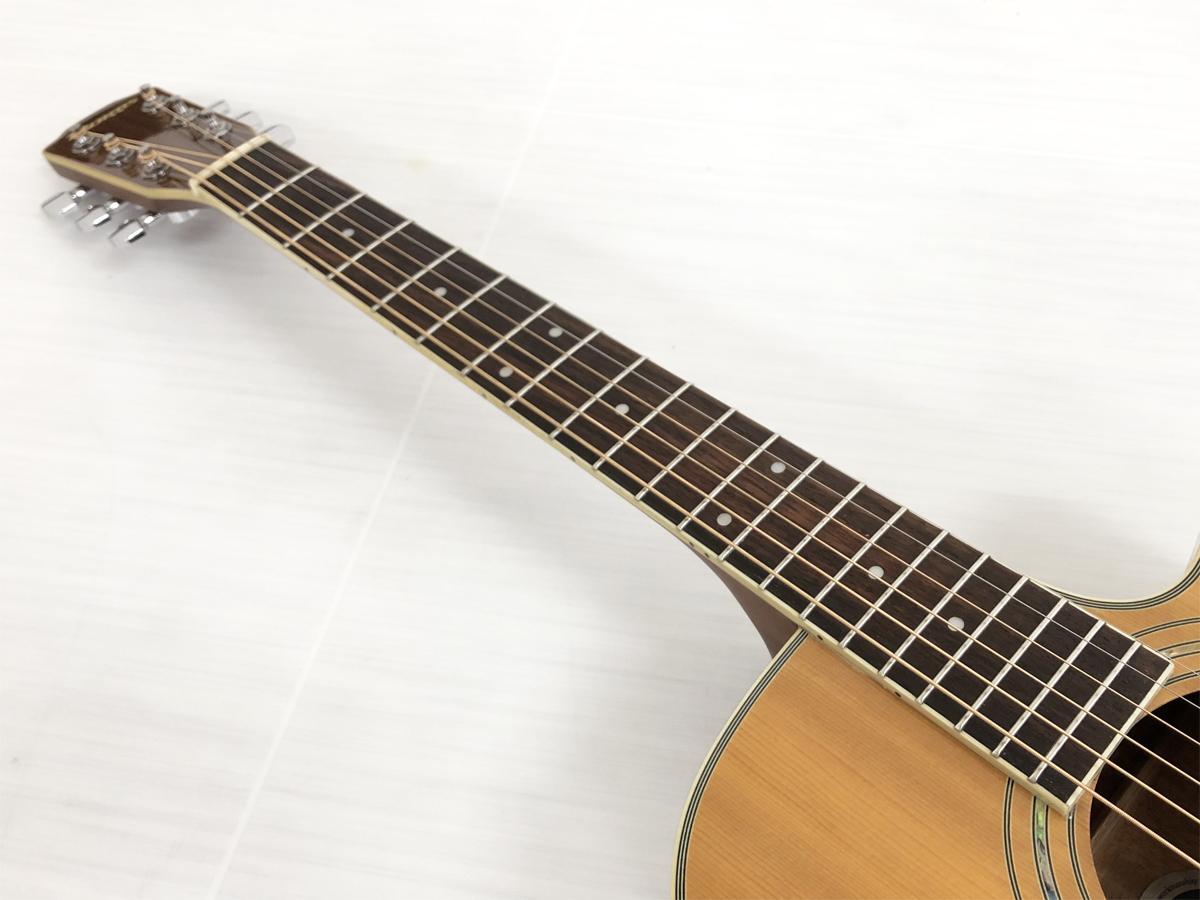 Morris MR401 N エレアコ モーリス アコースティックギター アコギ_画像3