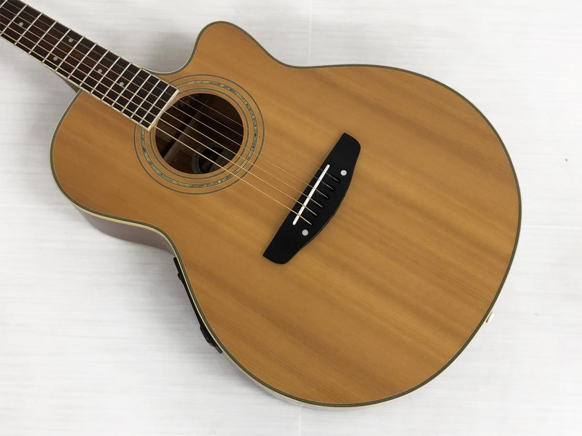 Morris MR401 N エレアコ モーリス アコースティックギター アコギ_画像2
