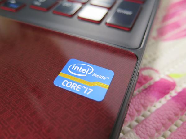 タッチ式 AH77/K【高速Core i7(Ivy Bridge)★爆速新SSD512GB】富士通 レッド 最新Windows10★メモリ8GB Blu-ray搭載 HDMI Wi-Fi Office2016_画像8