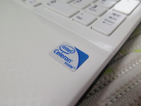 タッチ式【最新Windows10★爆速新SSD480GB】 NEC LS200/J ホワイト 高速CPU(Sandy Bridge) ★ メモリ4GB Wi-Fi HDMI Office2016_画像8