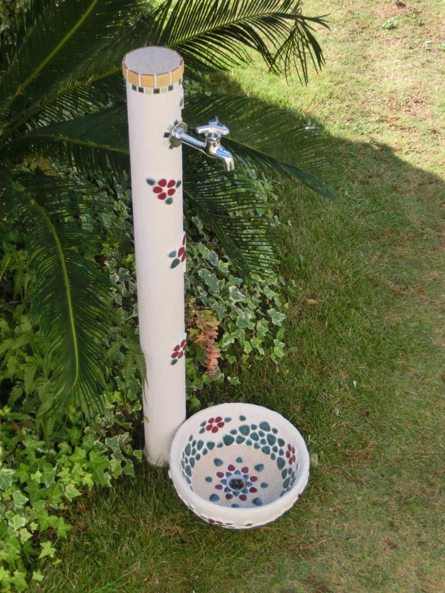 水栓柱も作ってます。15,800円~