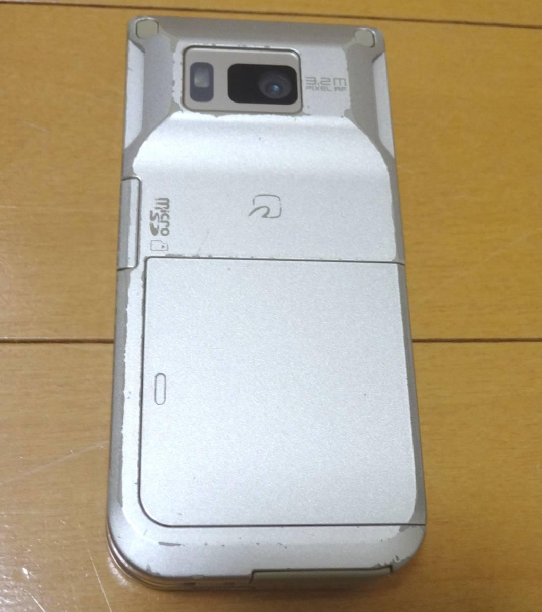 ガラケー本体 docomo P904i NTT ドコモ OMA 携帯電話 白ロム_画像5