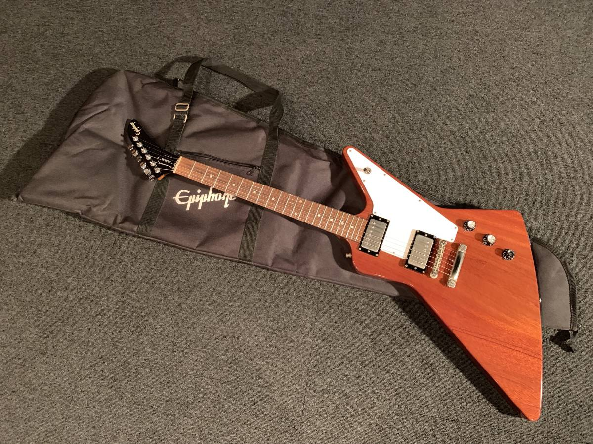 Epiphone EX-80 NAT No.035419 MADE IN JAPAN_画像1